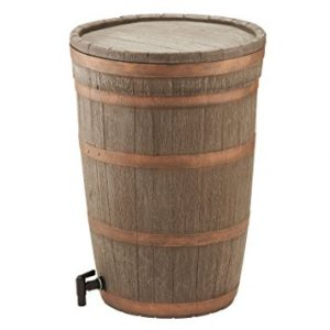 Charles Bentley 120L Oak Wood Effect Garden