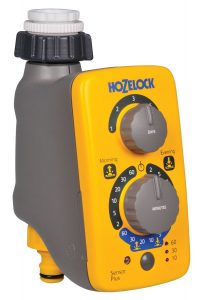 Hozelock Sensor Controller Plus Controls the watering your garden so you don't have to. Easy to set up water timer.